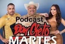 Podcast Don cheto Al Aire martes